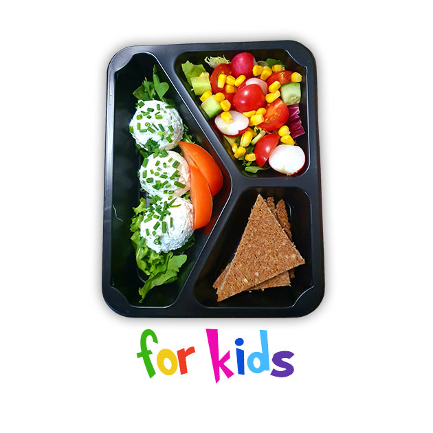 dieta forkids