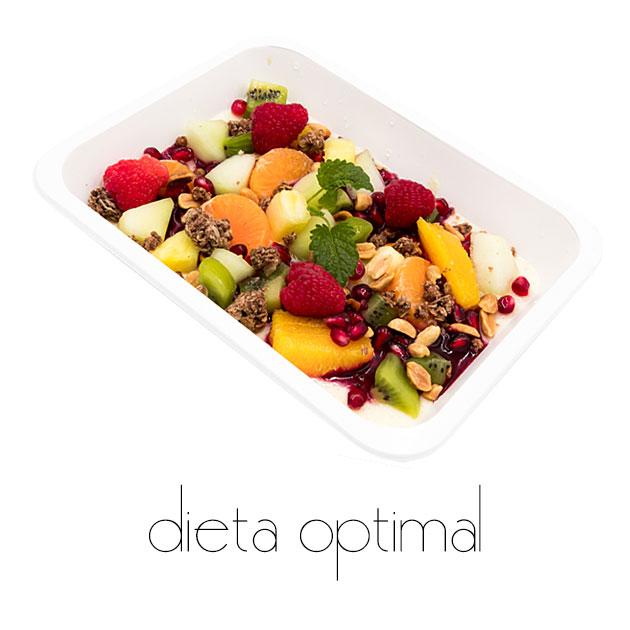 dieta optimal